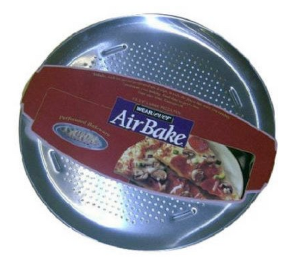 AirBake Perforated Pizza Pan – 15-3/4-In.