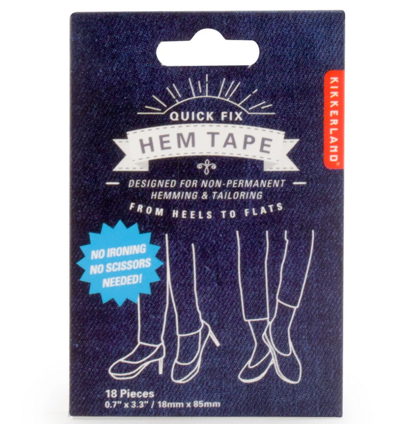 Quick Fix Hem Tape – Set of 18