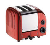 Dualit 2 Slice Newgen Toaster - Candy Apple Red