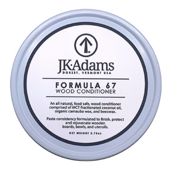 JK Adams Formula 67 Wood Conditioner
