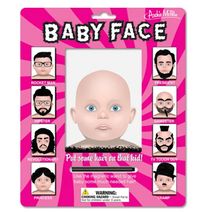 Archie McPhee Baby Face
