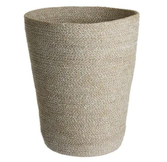 Design Ideas Melia Wastebasket – Sand