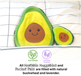 Avocado Heating Pad Pocket Pal