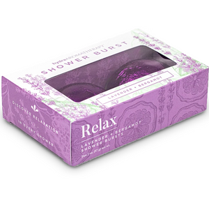 HydraAromatherapy Shower Burst Duo Pack – Relax