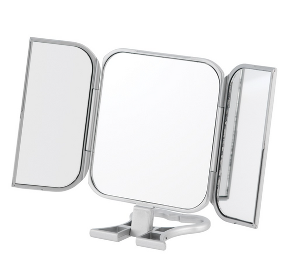 3-Way Portable Vanity Mirror