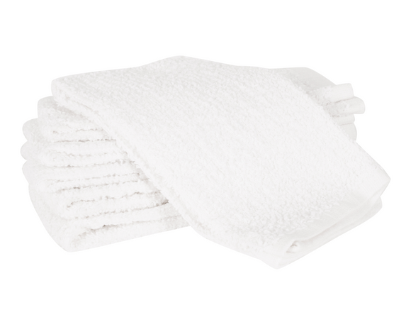 Barmop Kitchen Towel – White – 6pk