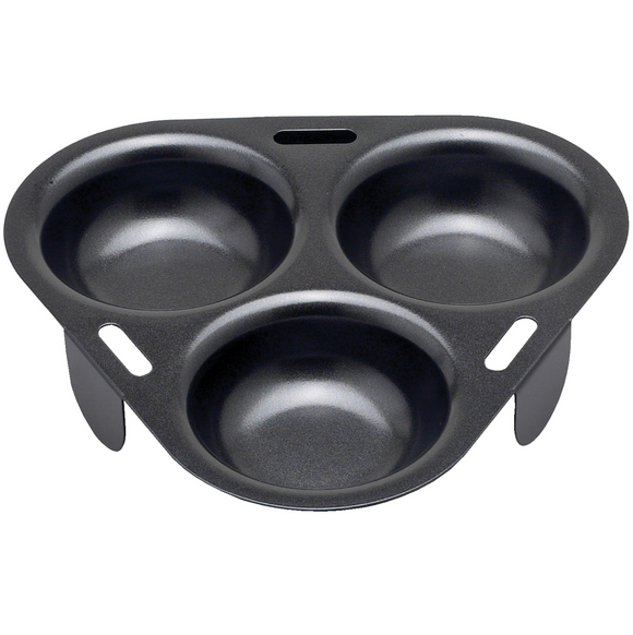 3-Egg Poacher – Non-Stick