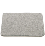 Graf Lantz Small Felt Tile Trivet – Granite – 9x9in
