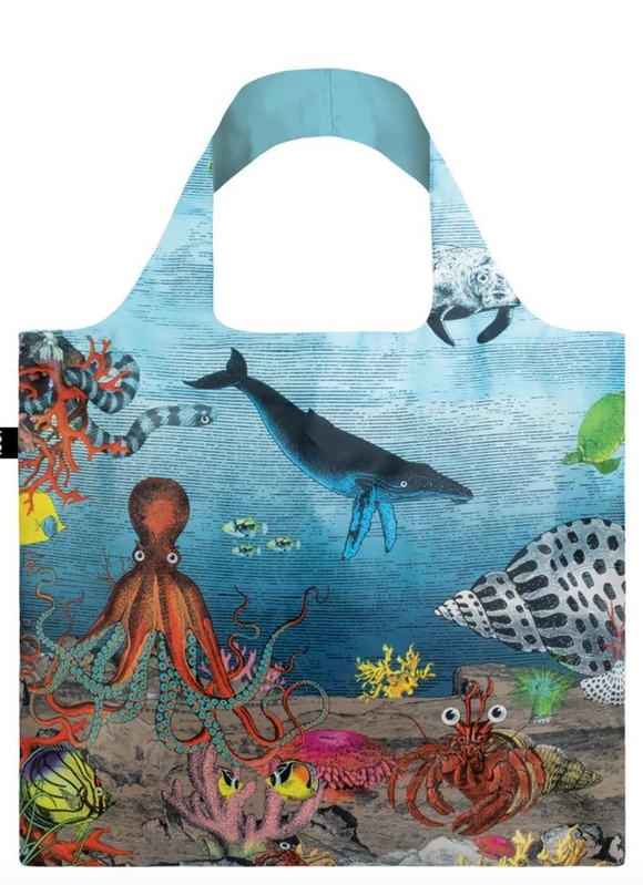 LOQI Reusable Tote Bag – Great Barrier Reef
