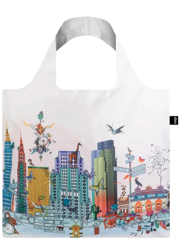 LOQI Reusable Tote Bag – New York