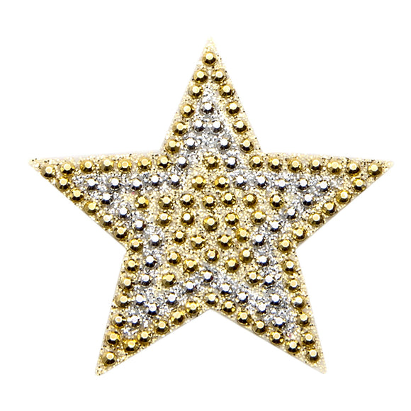 StickerBeans Metallic Star Sparkle Sticker – 2