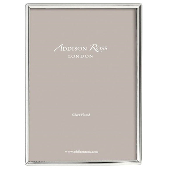 Addison Ross Fine Silver Plated Photo Frame, 4