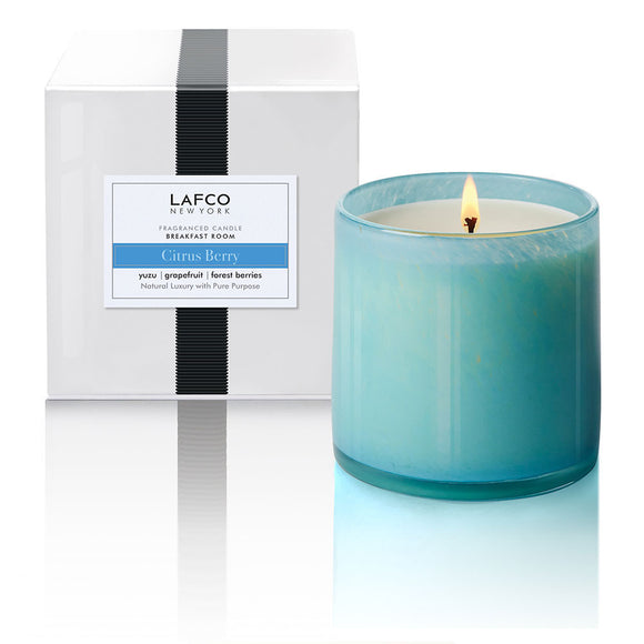Lafco Signature Candle – Citrus Berry