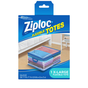 Ziploc XL Flexible Tote