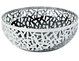 "Alessi Cactus Fruit Bowl – 8.25"" Stainless"