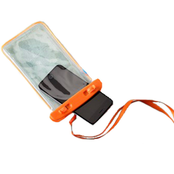 AQUAGUARD Waterproof Device Case – Safe Up to 15ft