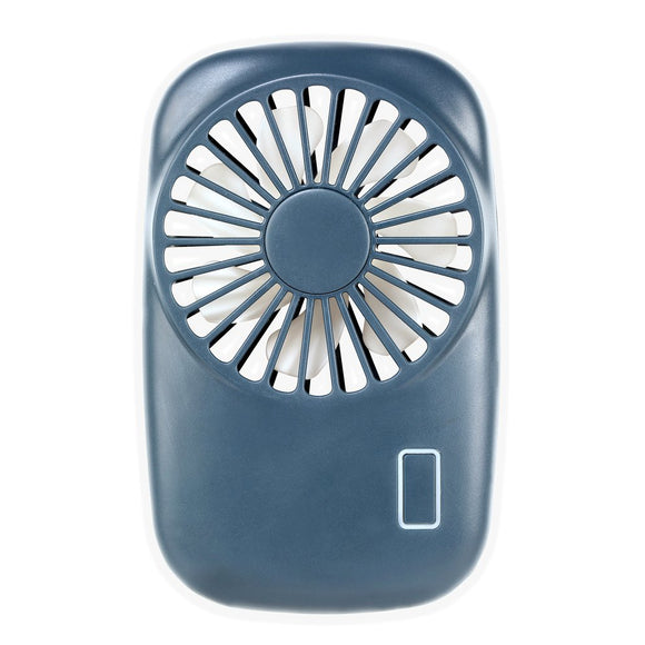 Kikkerland Pocket Tornado Fan – Blue