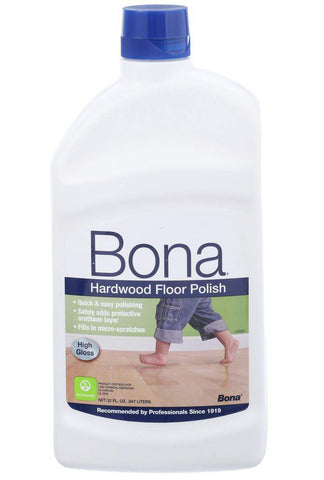 Bona Hardwood Floor Polish – High Gloss – 36oz
