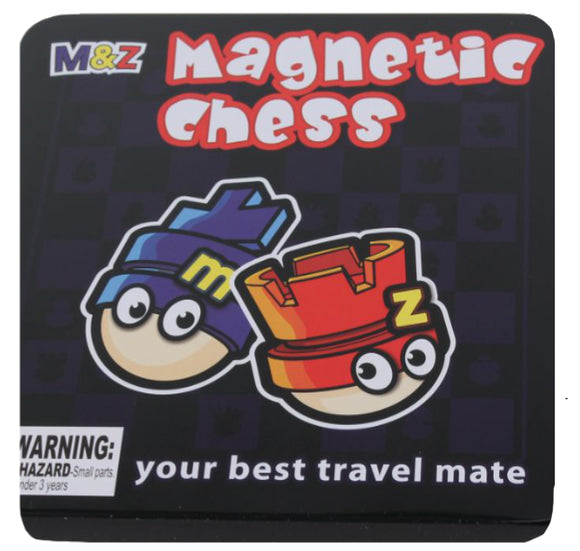 Magnetic Travel Games – Chess