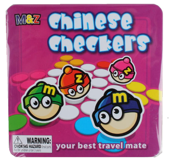 Magnetic Travel Games – Chinese Checkers