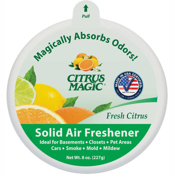 Citrus Magic 8 oz Fresh Citrus Odor Absorber