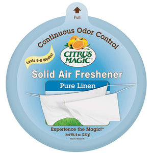 Citrus Magic 8 oz Pure Linen Odor Absorber