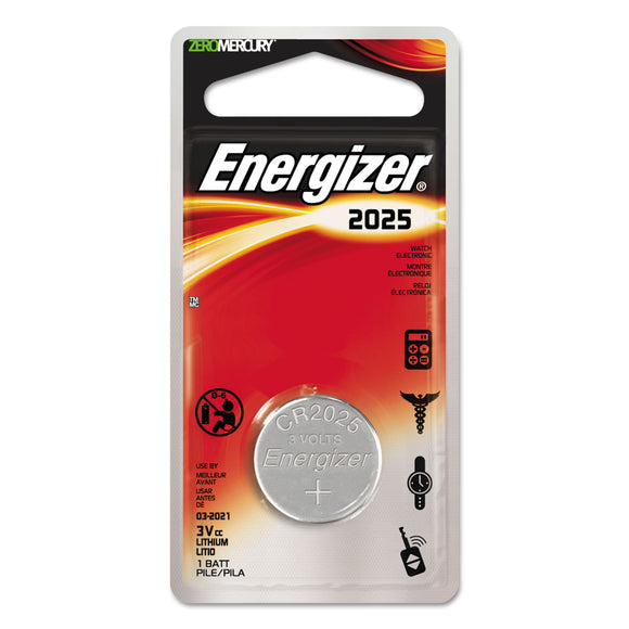 Energizer Lithium 2025 Battery
