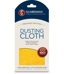 Guardsman Treated Dusting Cloth