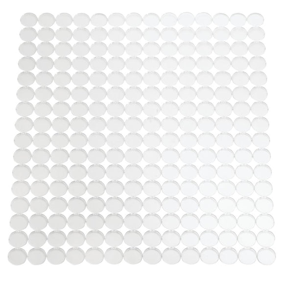 Interdesign Kitchen Sink Mat, Clear