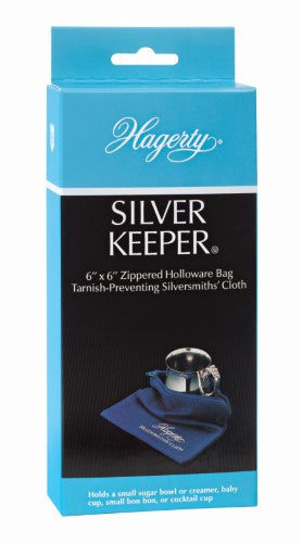 Hagerty Silver Keeper  6 in. x 6 in. Zippered Bag