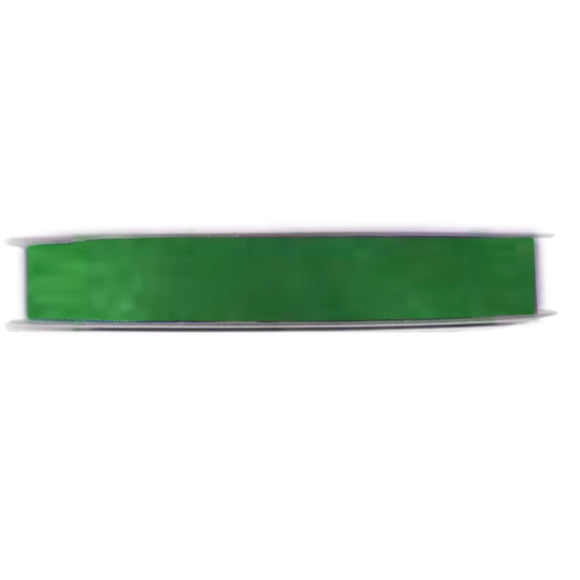 Chiffon Green Ribbon – 3/8