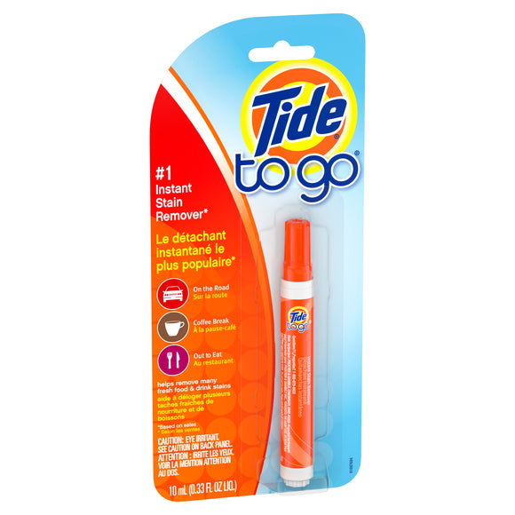 Tide To Go Stain Removal Pen