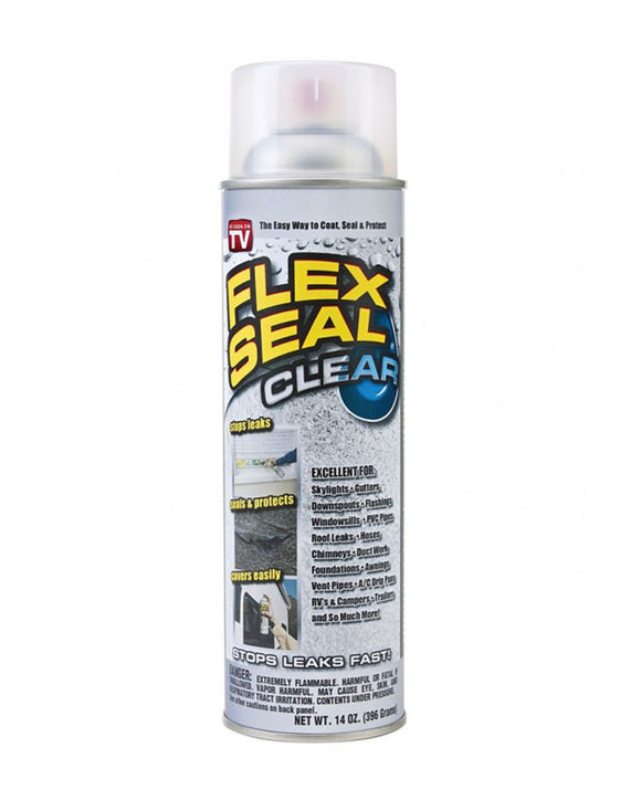 Flex Seal Liquid Rubber – 14oz Clear
