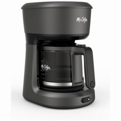 Mr. Coffee 5 Cup Coffeemaker – Black