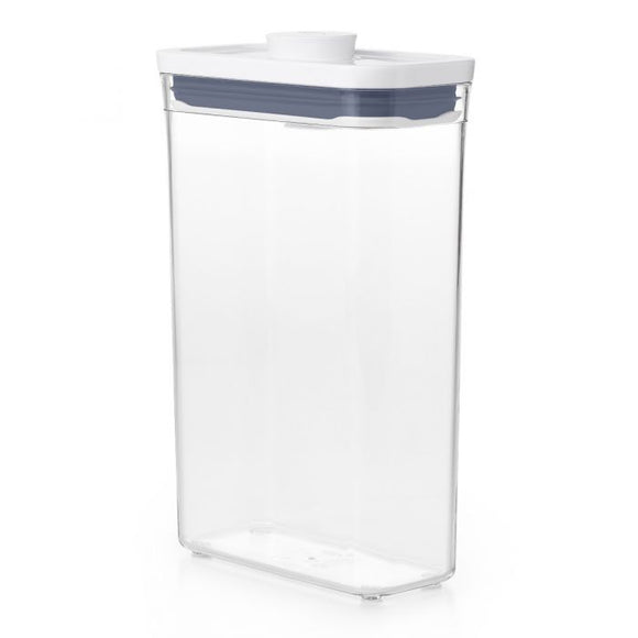 OXO POP Container – Slim Rectangle Medium – 1.9qt