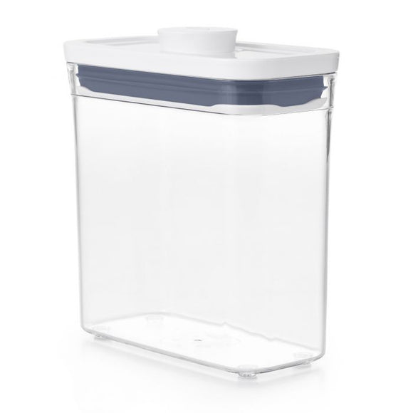 OXO POP Container – Slim Rectangle Short – 1.2qt