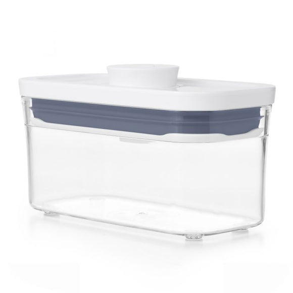 OXO POP Container – Slim Rectangle Mini – 0.4qt