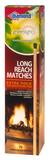 Long Reach Matches, 75 ct