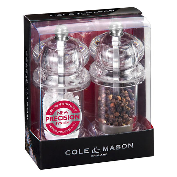 Cole & Mason '505' Salt & Pepper Set