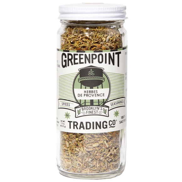 Greenpoint Trading Herbes De Provence  – 1.5oz.