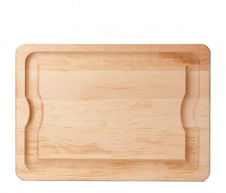 "JK Adams Maple BBQ Carving Board - 20""x14""x1"""