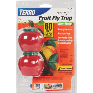 Terro Fruit Fly Trap – 2 Pack