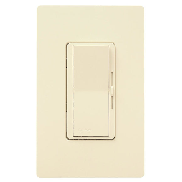 Lutron Diva LED Dimmer – Almond