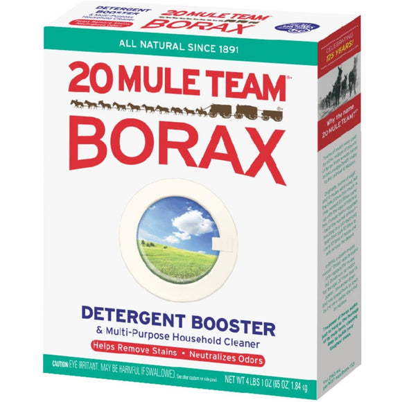20 Mule Team Borax Laundry Booster – 65 oz