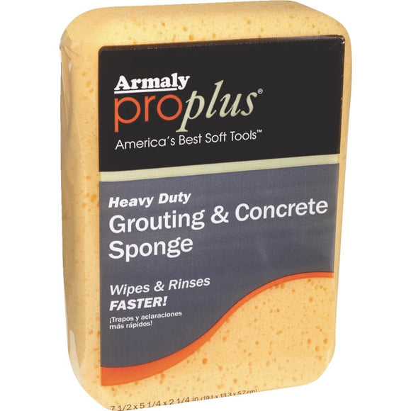 Heavy Duty Grouting & Concrete Sponge