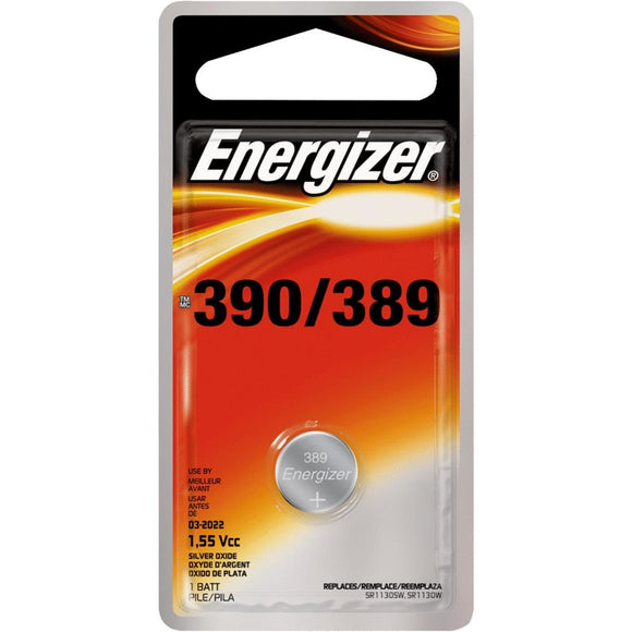Energizer Silver 389 / 390 Battery
