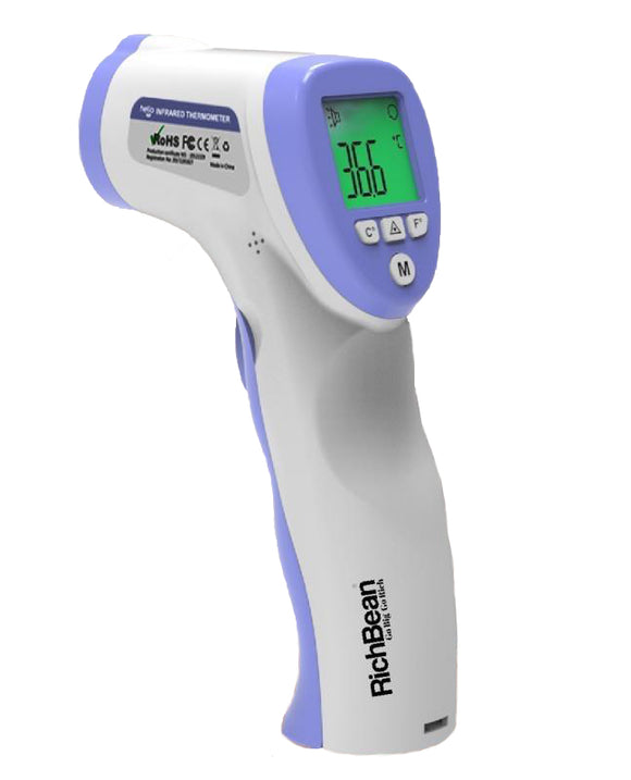 T-01 Infrared Thermometer – Non Contact Laser Temperature Gun