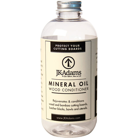 JK Adams Mineral Oil - 8 fl Oz