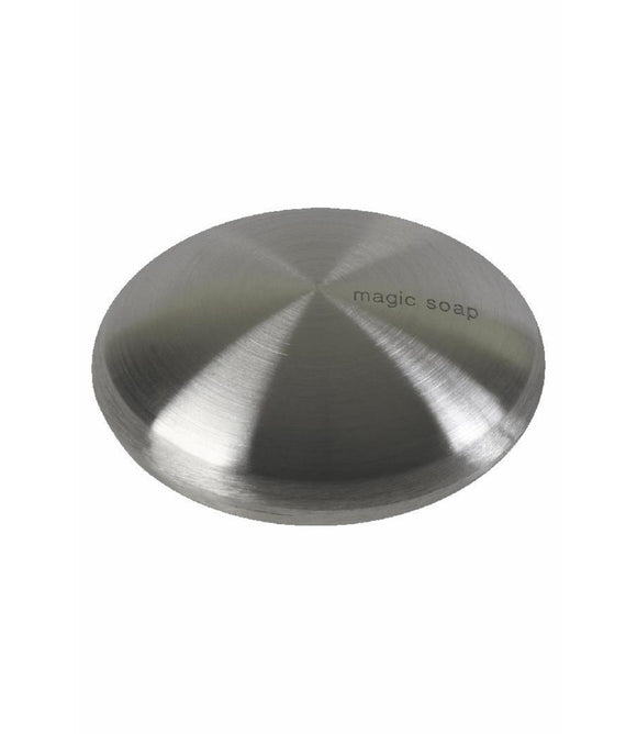 Kikkerland Magic Stainless Steel Soap