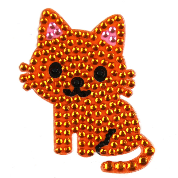 StickerBeans Kitty Cat Sparkle Sticker – 2